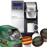 K-Cups & Brewers