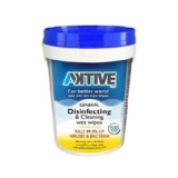 Aktive Disinfecting Wipes, 500 wipes/tub
