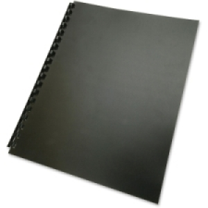Binding Covers (Black Sand Texture)