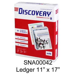 Discovery Ledger Paper 11x17