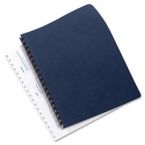 Binding Cover (Navy)