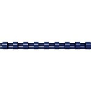 Plastic Comb Bindings (Navy)