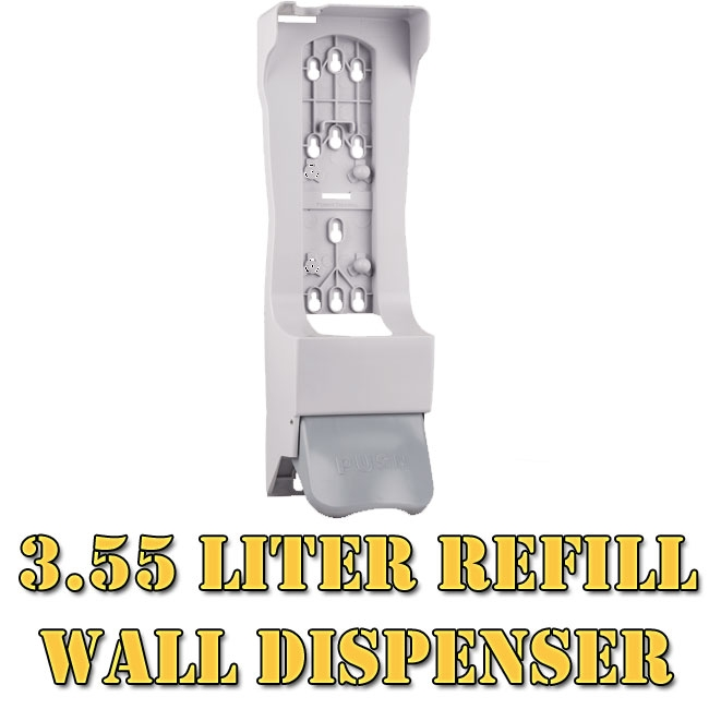Hand Cleaner Wall Dispenser for 3.55 Liter Refills